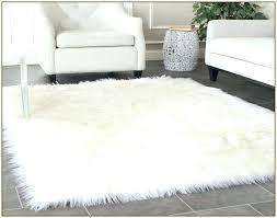 grey faux fur rug grey faux fur rug area rugs stunning furry area rugs faux fur