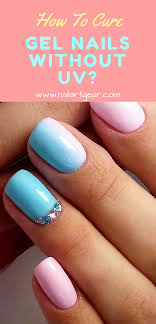 best way to have gel nails and skip the uv light so how can you do it find out inside nouvlight