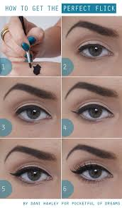 this is exactly how i do my cat eye in 2 minutes it s the only way i wear my eye makeup