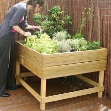 elevated garden beds diy raised garden