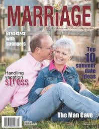 Marriage Magazine! Cover Image of Greg and Priscilla Hunt   Muffet Image  Design   Beautiful, Fresh, Classic Professional Photography - (913) 783-4529