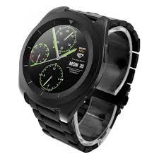 <b>Умные часы NO.1 G6</b> черные, ремешок сталь — купить в ...