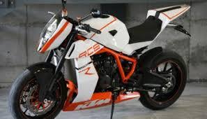 supermoto ktm 690 stunt concept bikemotorcycletuned