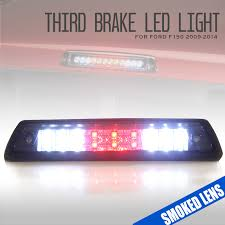Cargo Light F150 Replacement 2009 2014 Ford F150 Led Rear 3rd Third Brake Light Stop With