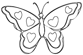 Small Picture Butterfly Coloring Pages Free To Download