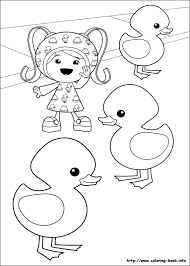 Small Picture Umizoomi Coloring Pages Coloring Coloring Pages