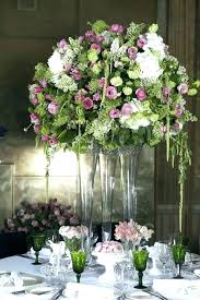 glass vases tall square vase wedding centerpieces for intended centerpiece floor centerpi