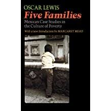 com oscar lewis books five families mexican case studies in the culture of poverty