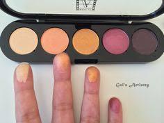 gul s artistry review makeup atelier eyeshadow palette es