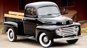 The History of the Pickup Truck | Campway's Truck Accessory World