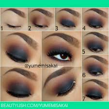 warm smokey eye tutorial yumemi s s yumemisakai photo beautylish