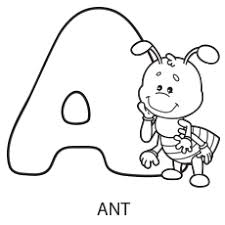 It develops fine motor skills, thinking, and fantasy. Alphabet Coloring Pages Your Toddler Will Love