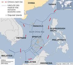 China Vs Freedom Of Navigation In South China Sea