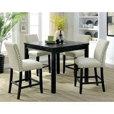 fantastic rustic counter height table black counter height table and chairs breathtaking furniture of rustic 5