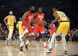Lakers escape 19-point hole, stun Rockets - Reuters