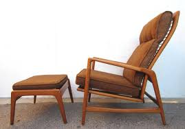 1950 danish mid century modern lounge chair and ottoman ib kofod within proportions 1280 x 895