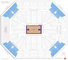 32 Complete Golden 1 Center Seat Numbers