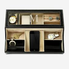 personalized men s watch case personalized jewelry watch case