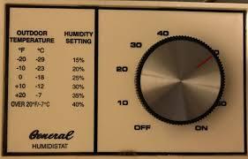 Using A Humidistat Humidifier Home Improvement Stack