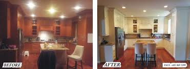 Kitchen Refinishing Kitchen Refinishing Woodwork Spray Painting Alta Pro Painting