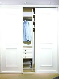 closet door installation sliding mirror wardrobe gorgeous mirrored doors 6 innovative outstanding cost options for innovat