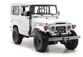 Toyota FJ40 for Sale - The FJ Company - Land Cruiser Restoration