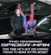 20 Rejected 'Amazing Spider-Man' Movie Posters   SMOSH via Relatably.com