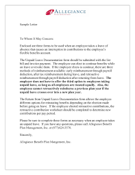 Sample Resume Cover Letter To Whom It May Concern Inspirationa How