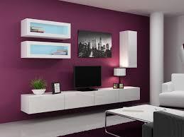 Seattle C1 Interior Design Entertainment Center Living Room