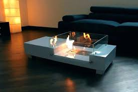 tabletop fireplace diy indoor fire pit coffee fire pit coffee table subject to fireplace steps