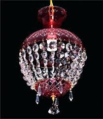 colored crystal chandelier color a basket multi mini drops colored crystal chandelier