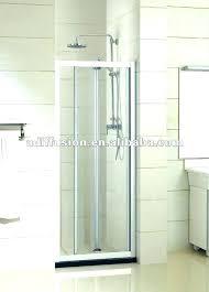 folding glass shower doors glass cubicles small folding glass shower doors folding glass shower doors