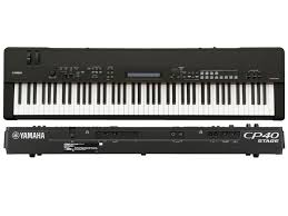 yamaha digital piano. yamaha cp40 / review price cp40 compare sound \u0026 function -digital piano best review. digital