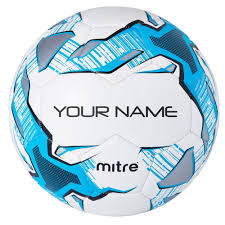 personalised football the perfect gift