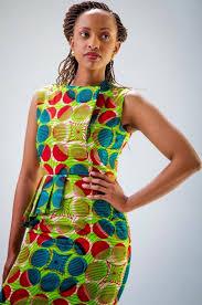 Modern Kitenge Dresses 18 New African Kitenge Designs 2018