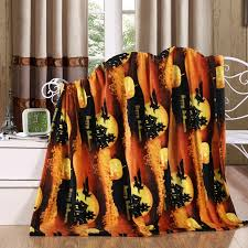 Halloween Throw Blanket Walmart