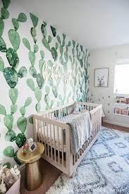 llama baby girl nursery