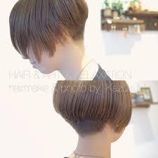 ツーブロックヘアは小顔効果満点ショートにピッタリ2019 髪 色