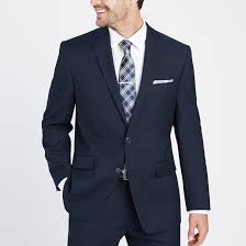 signature modern fit suit separate jacket