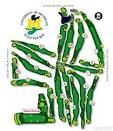 University of Michigan Golf Course - Layout Map   Course Database