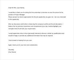 Thank You Letter To Recruiter Second Follow Up Email After Interview ...