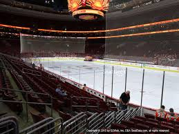 flyers arena seating chart wells fargo center section 116 seat views seatgeek