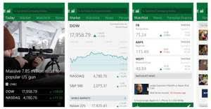 Msn Stock Quotes Enchanting MSN Money Stock Quotes News Apps Boss