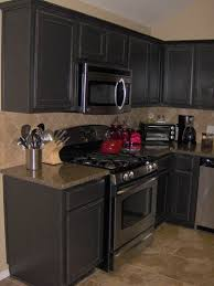 antique black kitchen cabinets. Antique Distressed Black Cabinets, I Want To Paint Our Cabinets So Bad Kitchen E