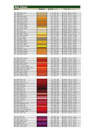 Skin Color Chart Edit Fill Sign Online Handypdf