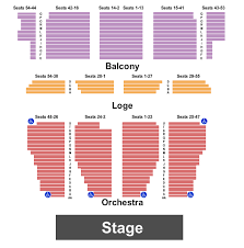 The Masonic San Francisco Seating Chart Sydney Goldstein Theater Seating Chart San Francisco