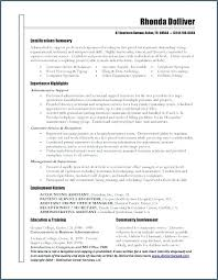 Administrative Assistant Resume Objective Examples Corporate Resume