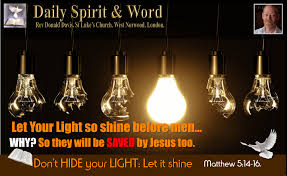 Shine Your Light Gospel Song Good Deeds Daily Spirit And Word