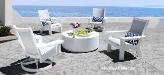 outdoor furniture white. HUDSON PATIO FURNITURE. Modern Hockley Adirondack Chair Outdoor Furniture White