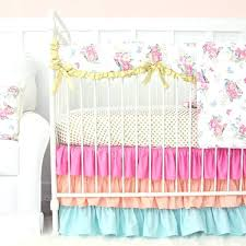 pink and gold crib bedding babies r us